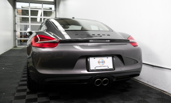 Used 2015 Porsche Cayman S Used 2015 Porsche Cayman S for sale Sold at Response Motors in Mountain View CA 8