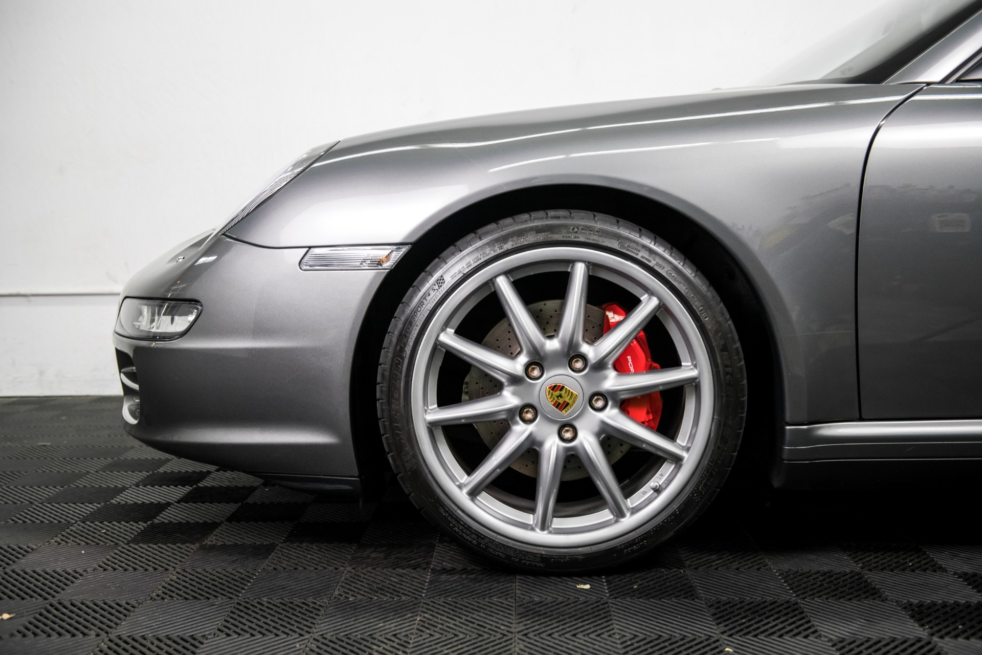 Used 2008 Porsche 911 Carrera 4S Used 2008 Porsche 911 Carrera 4S for sale $48,999 at Response Motors in Mountain View CA 10