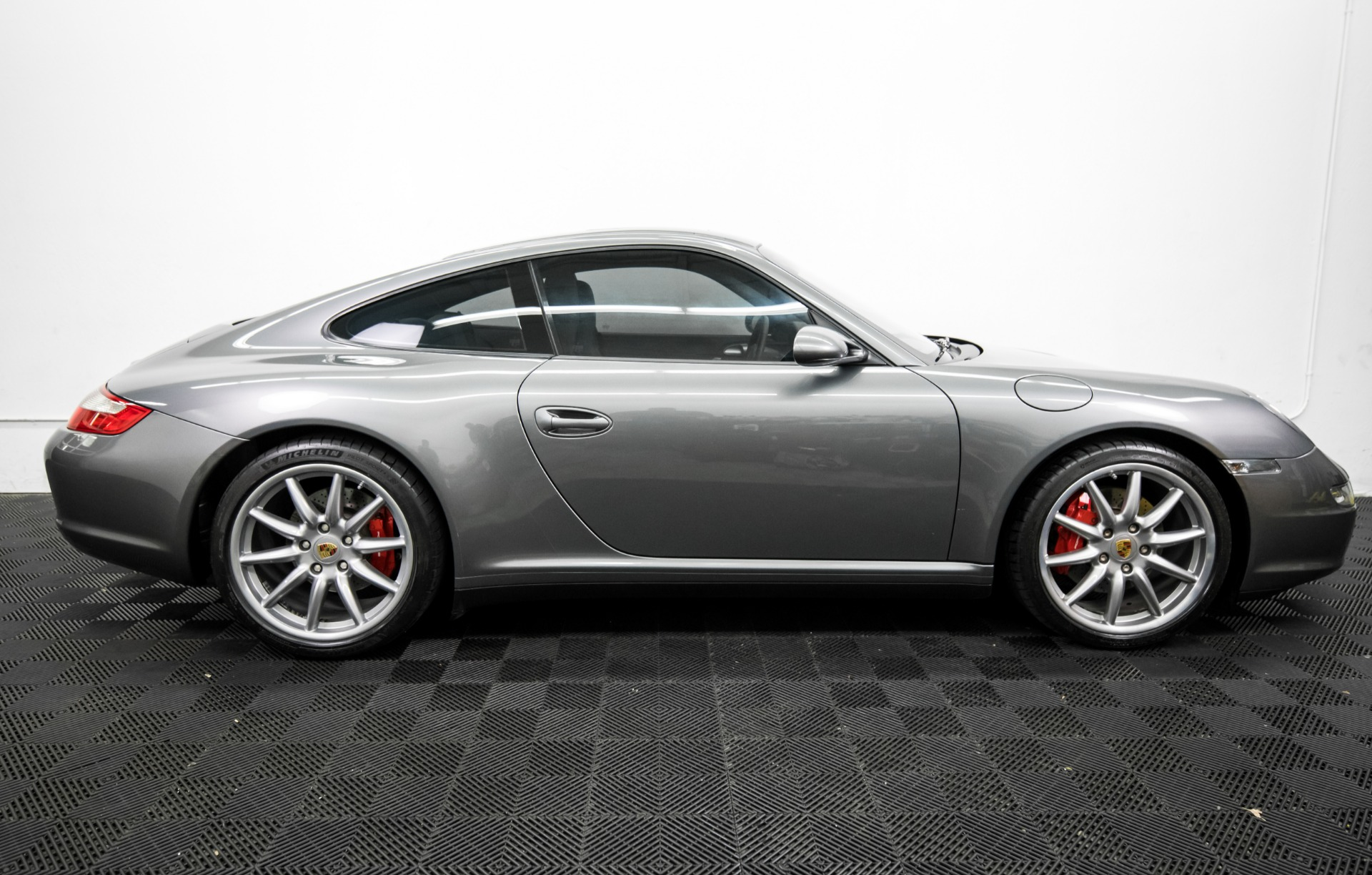 Used 2008 Porsche 911 Carrera 4S Used 2008 Porsche 911 Carrera 4S for sale $48,999 at Response Motors in Mountain View CA 4
