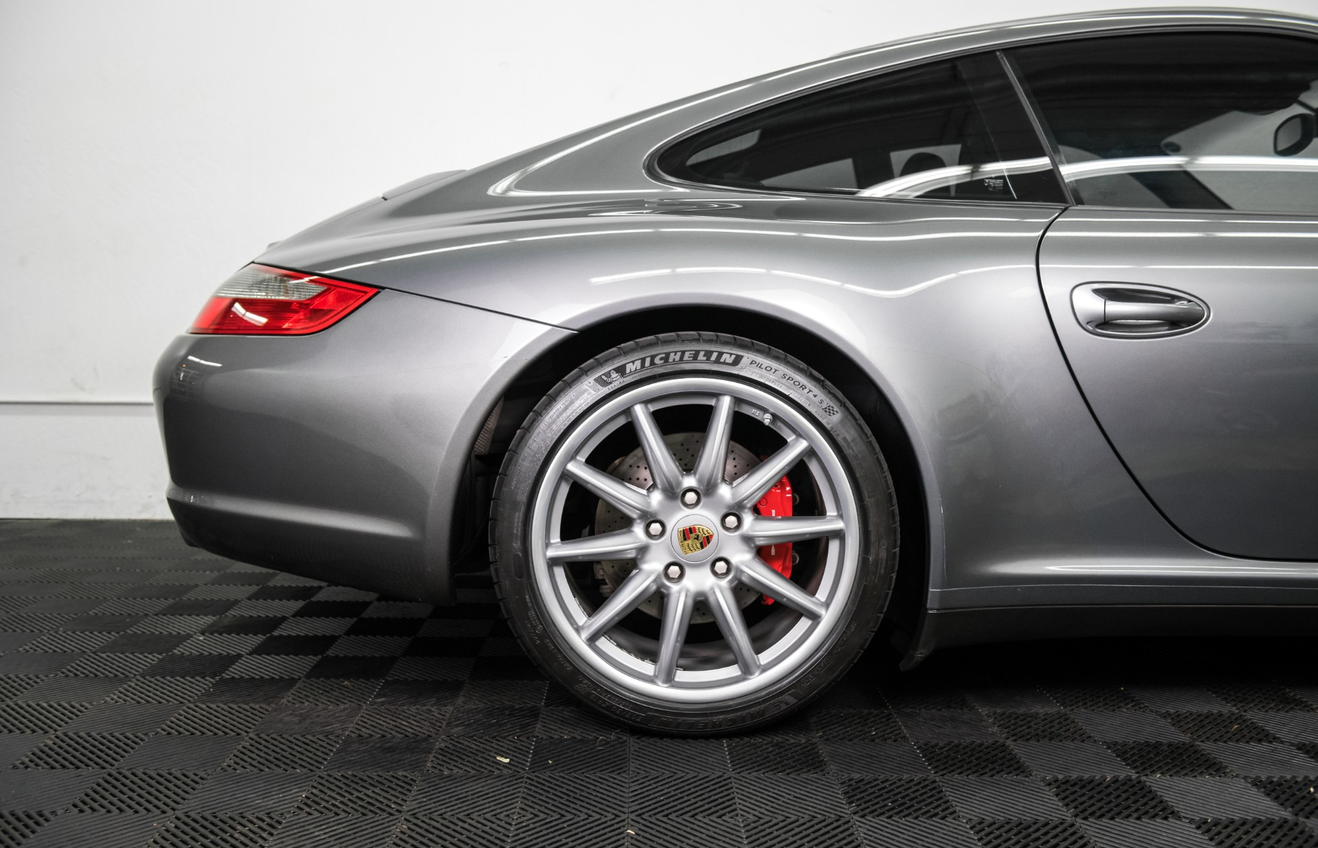 Used 2008 Porsche 911 Carrera 4S Used 2008 Porsche 911 Carrera 4S for sale $48,999 at Response Motors in Mountain View CA 5