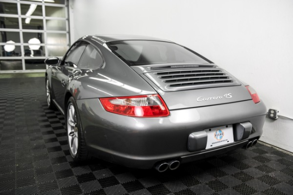 Used 2008 Porsche 911 Carrera 4S Used 2008 Porsche 911 Carrera 4S for sale Sold at Response Motors in Mountain View CA 6