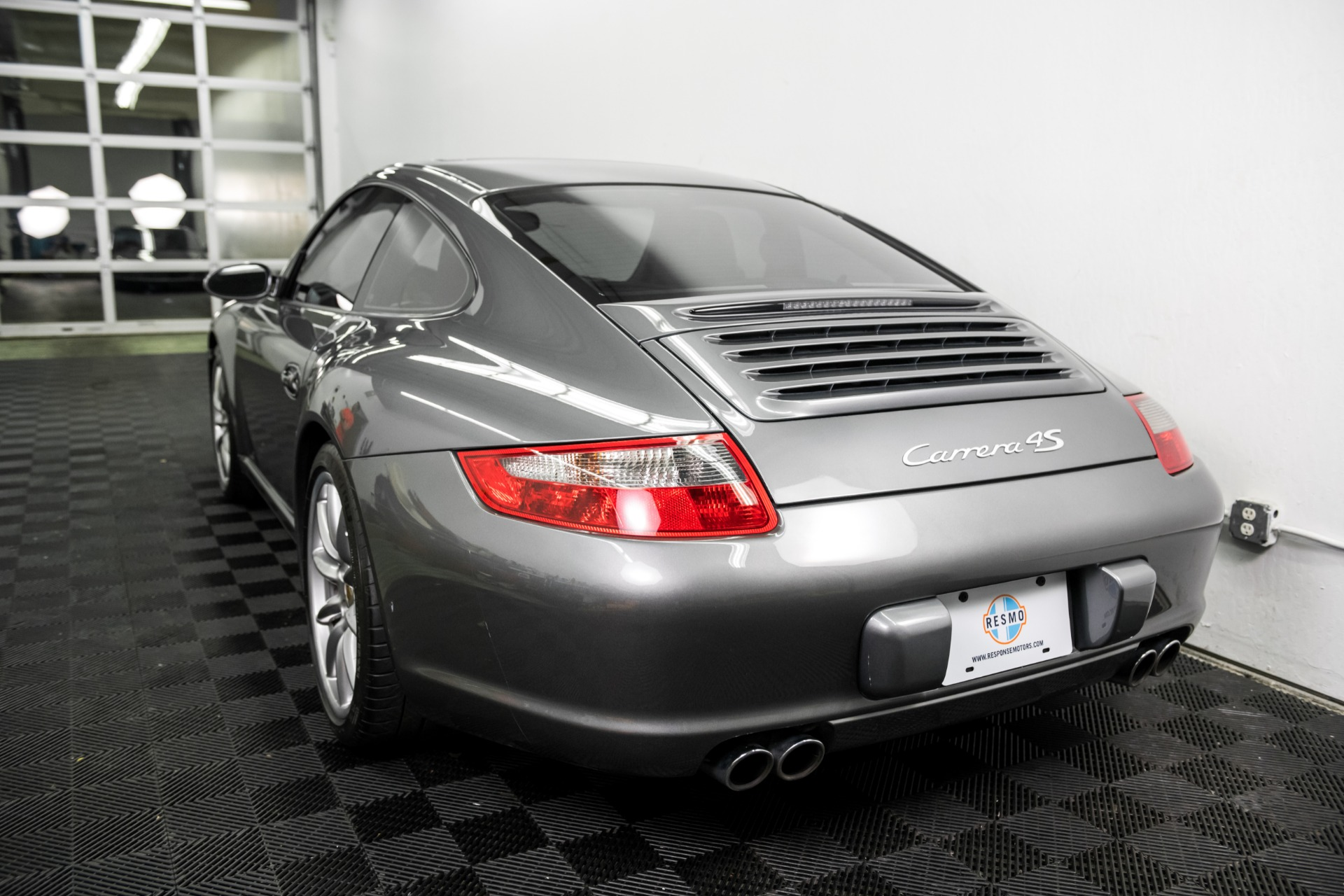 Used 2008 Porsche 911 Carrera 4S Used 2008 Porsche 911 Carrera 4S for sale $48,999 at Response Motors in Mountain View CA 6