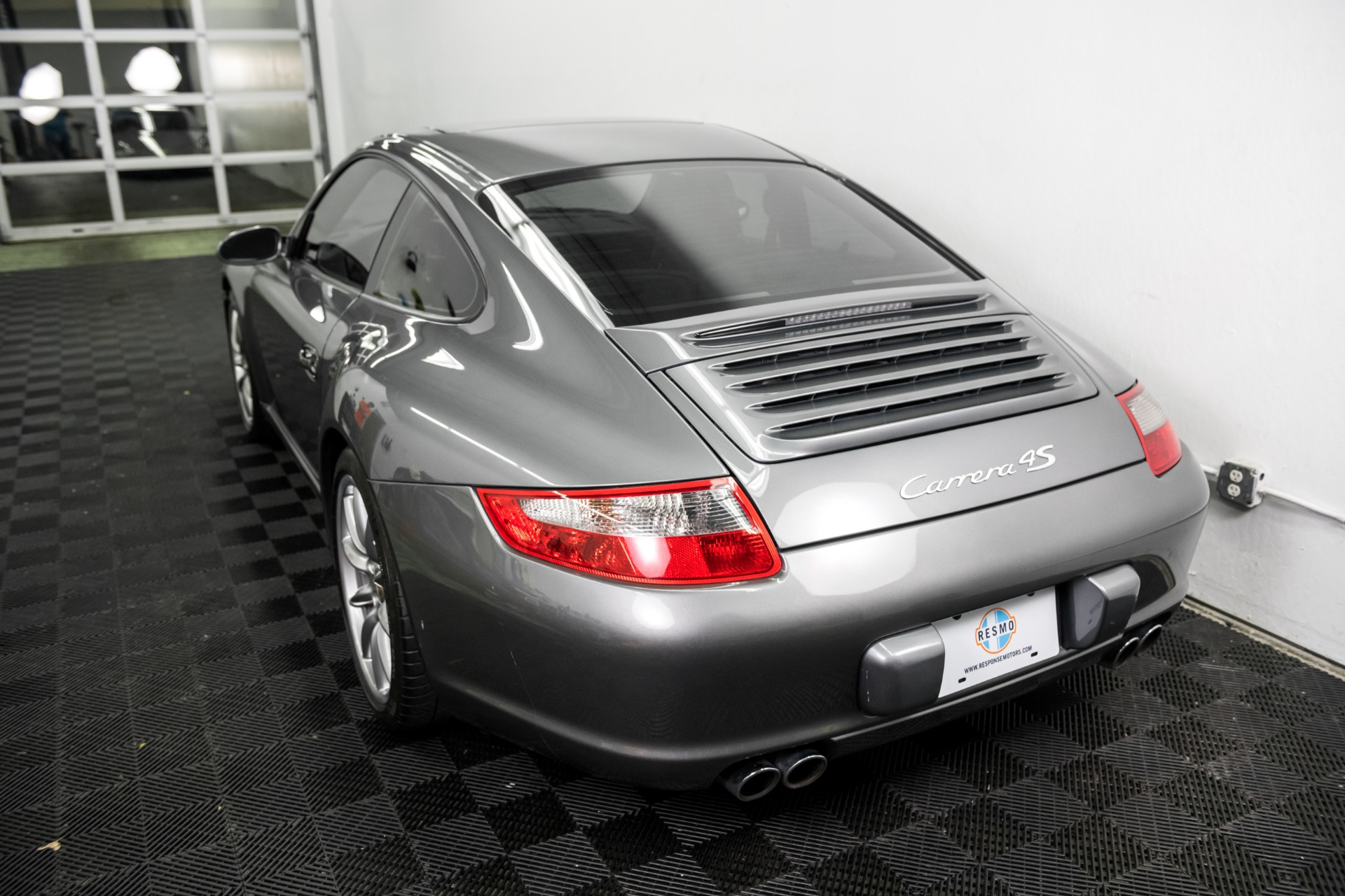 Used 2008 Porsche 911 Carrera 4S Used 2008 Porsche 911 Carrera 4S for sale $48,999 at Response Motors in Mountain View CA 7
