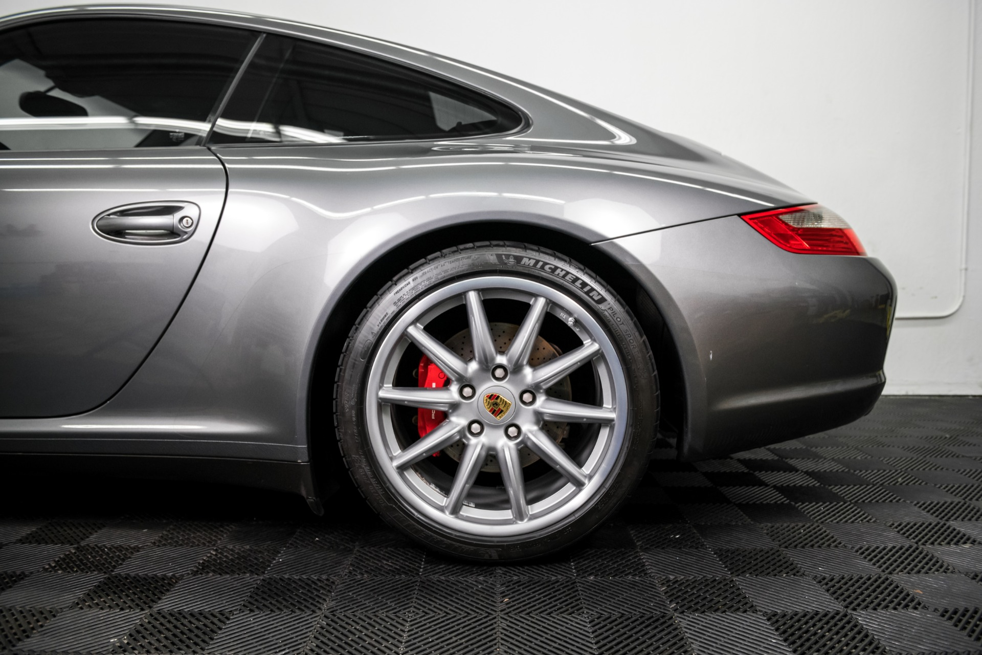 Used 2008 Porsche 911 Carrera 4S Used 2008 Porsche 911 Carrera 4S for sale $48,999 at Response Motors in Mountain View CA 8