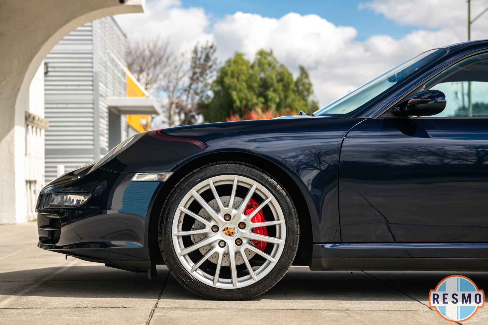 Used 2008 Porsche 911 Carrera 4S Used 2008 Porsche 911 Carrera 4S for sale $41,999 at Response Motors in Mountain View CA 11