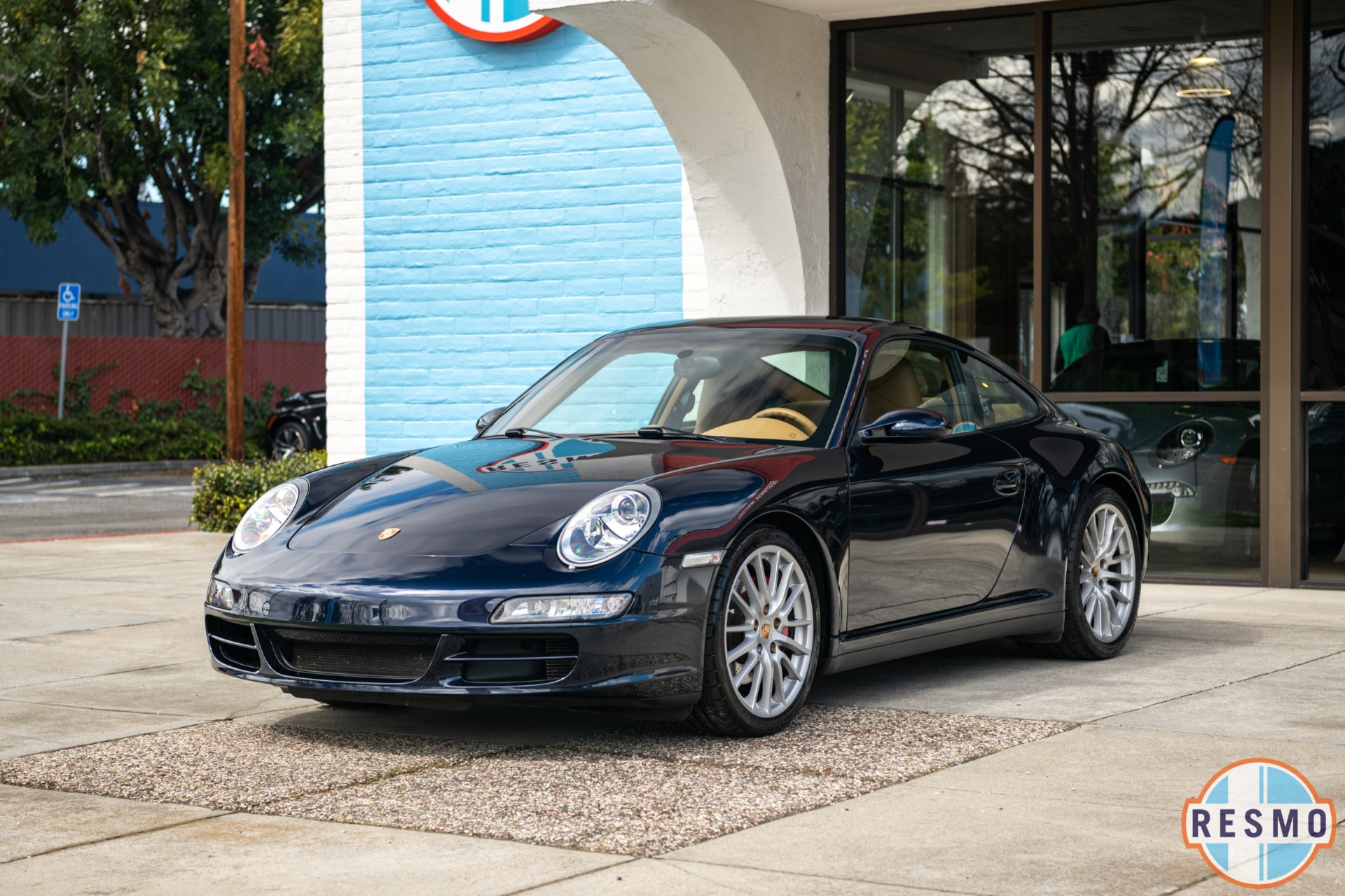 Used 2008 Porsche 911 Carrera 4S Used 2008 Porsche 911 Carrera 4S for sale $41,999 at Response Motors in Mountain View CA 12