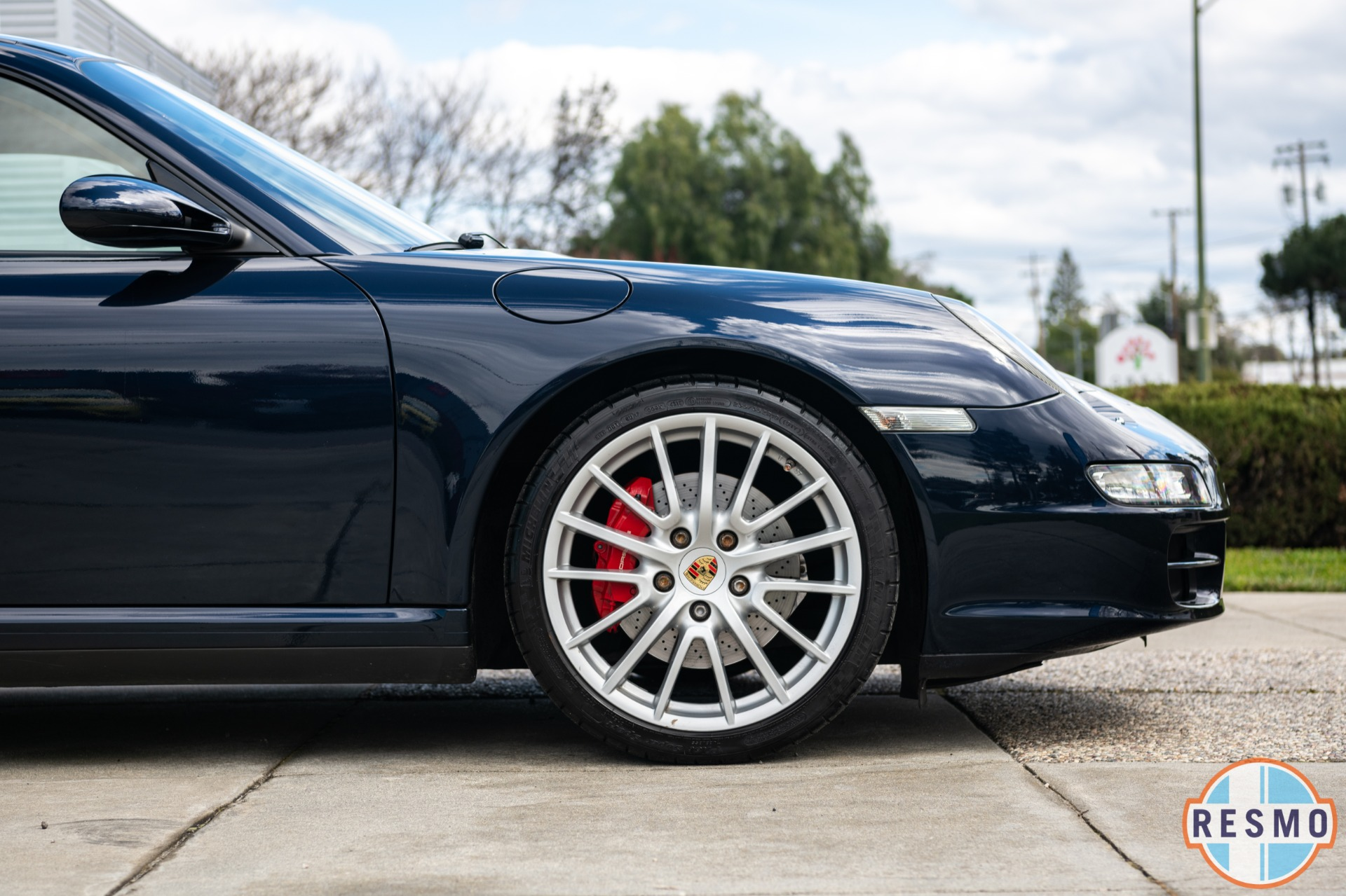 Used 2008 Porsche 911 Carrera 4S Used 2008 Porsche 911 Carrera 4S for sale $41,999 at Response Motors in Mountain View CA 3