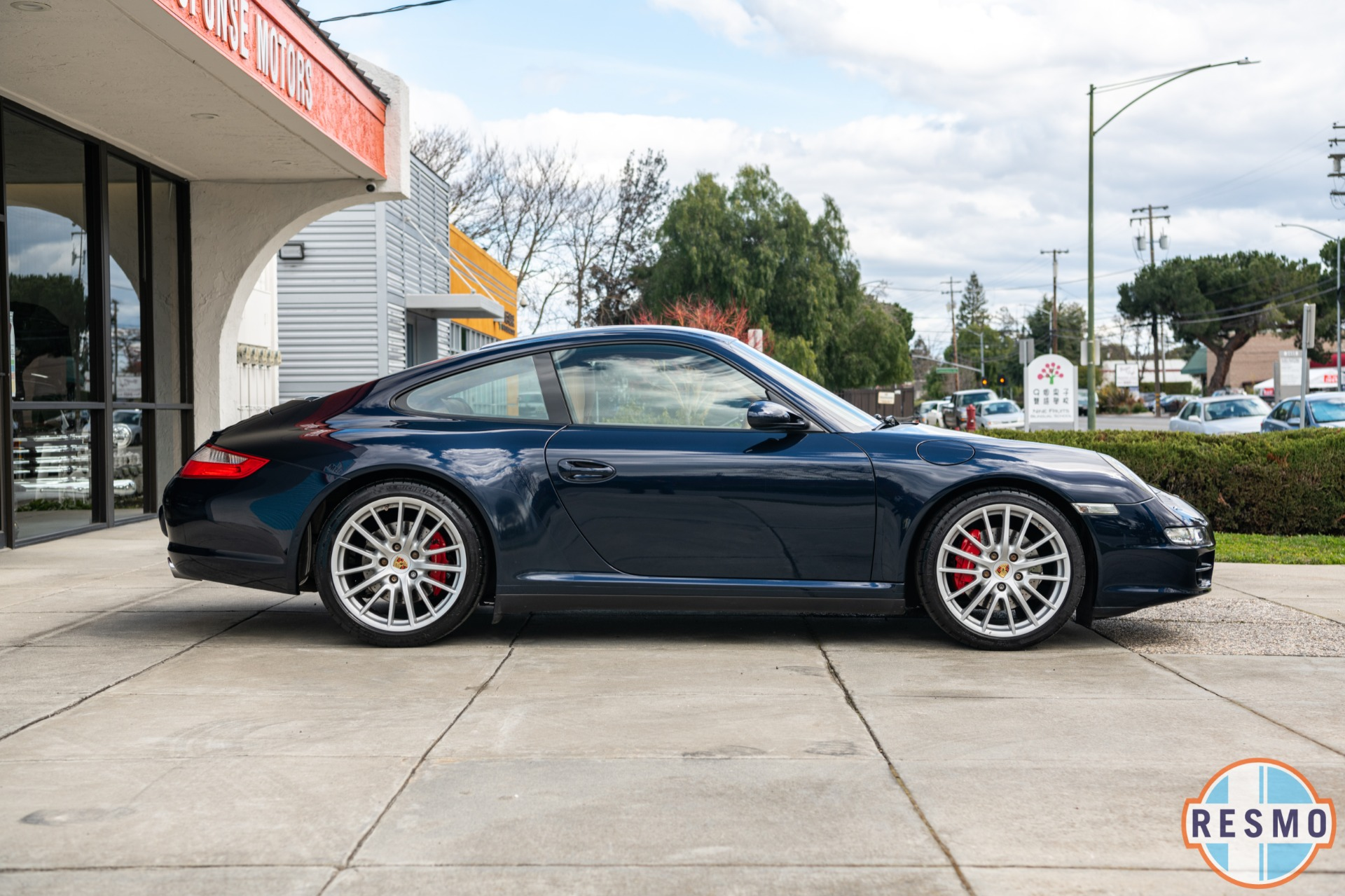 Used 2008 Porsche 911 Carrera 4S Used 2008 Porsche 911 Carrera 4S for sale $41,999 at Response Motors in Mountain View CA 4