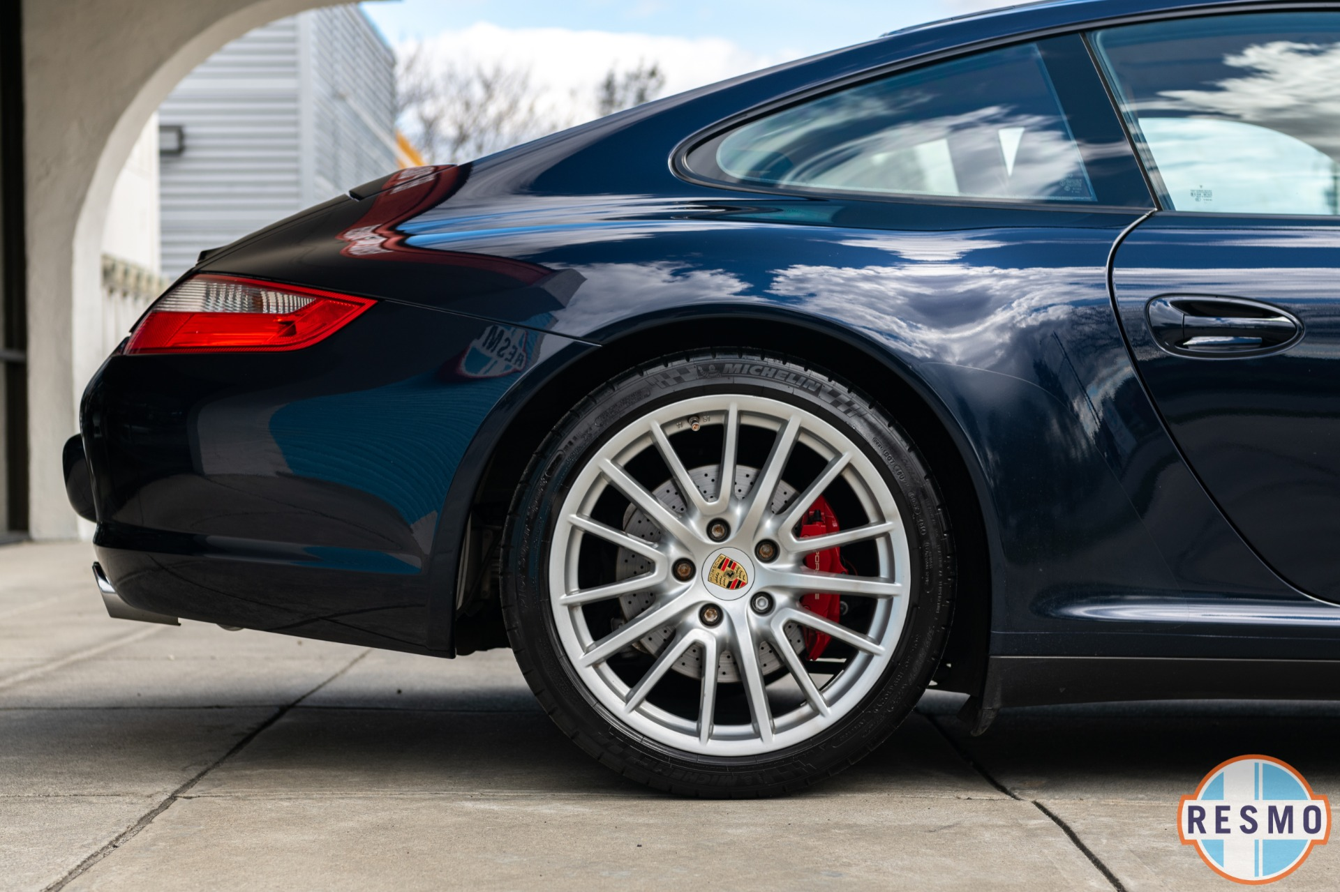 Used 2008 Porsche 911 Carrera 4S Used 2008 Porsche 911 Carrera 4S for sale $41,999 at Response Motors in Mountain View CA 5