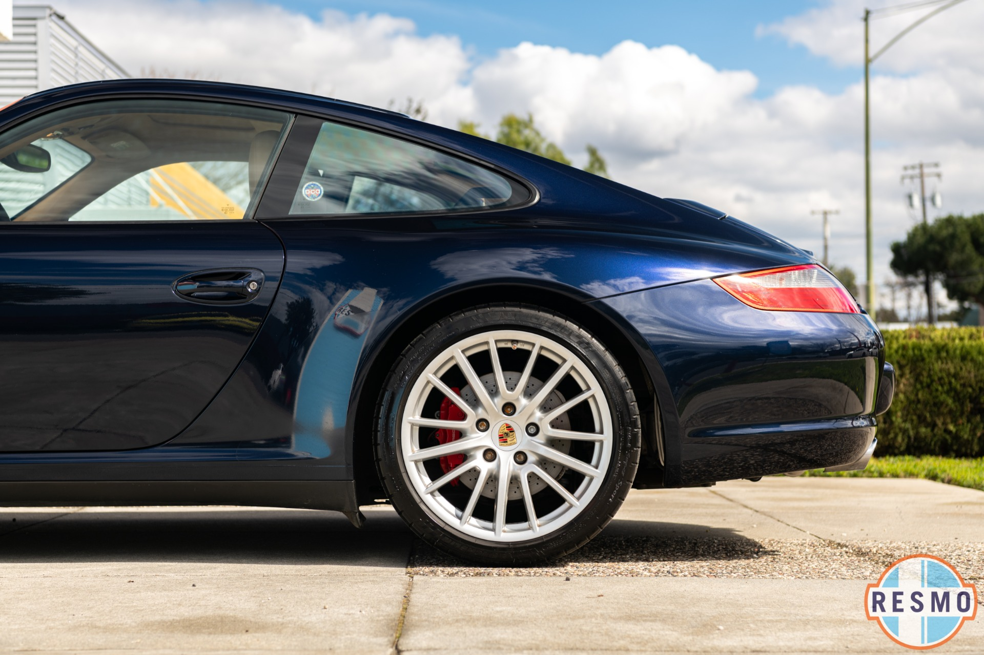 Used 2008 Porsche 911 Carrera 4S Used 2008 Porsche 911 Carrera 4S for sale $41,999 at Response Motors in Mountain View CA 9
