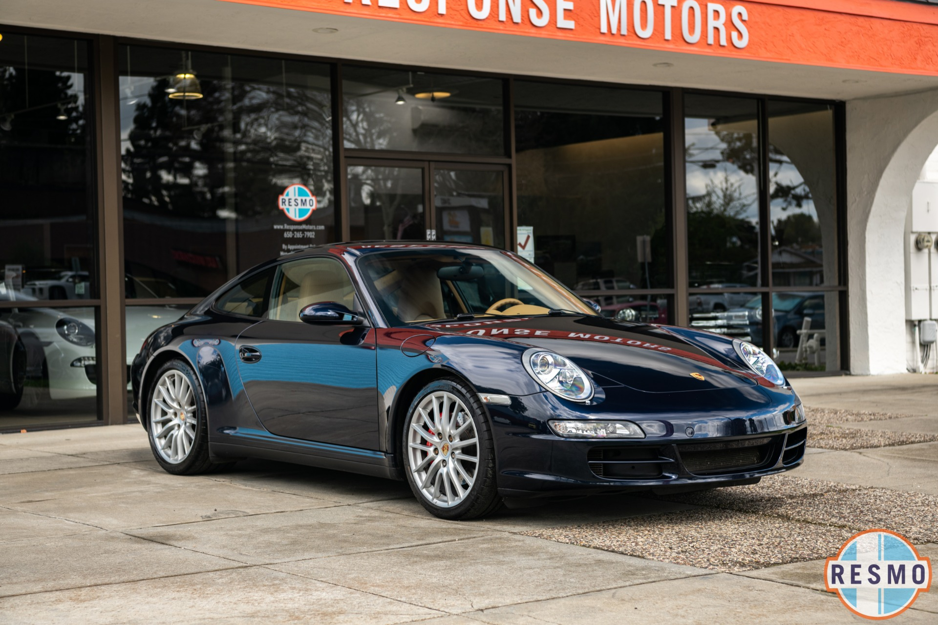 Used 2008 Porsche 911 Carrera 4S Used 2008 Porsche 911 Carrera 4S for sale $41,999 at Response Motors in Mountain View CA 1
