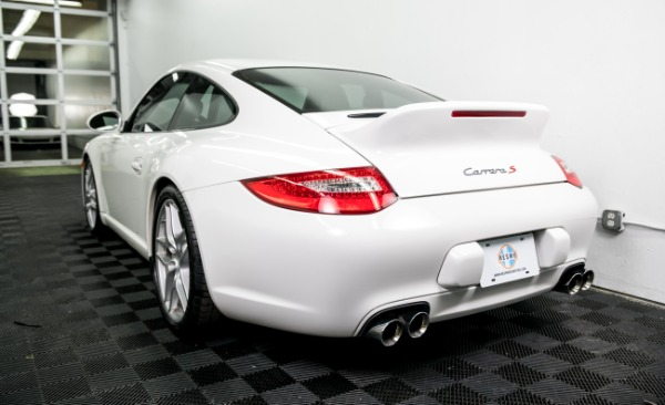 Used 2009 Porsche 911 Carrera S Used 2009 Porsche 911 Carrera S for sale Sold at Response Motors in Mountain View CA 7