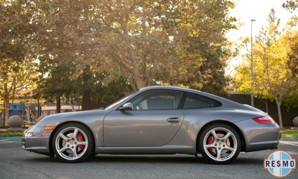 Used 2005 Porsche 911 Carrera S Used 2005 Porsche 911 Carrera S for sale Sold at Response Motors in Mountain View CA 11