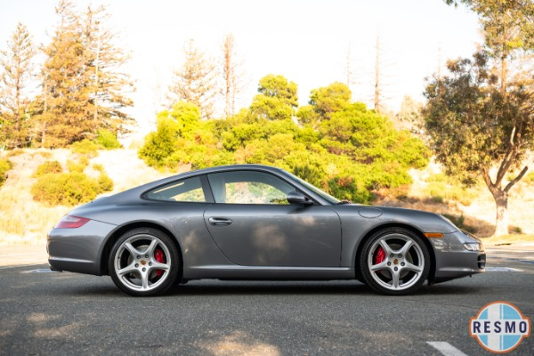 Used 2005 Porsche 911 Carrera S Used 2005 Porsche 911 Carrera S for sale Sold at Response Motors in Mountain View CA 4