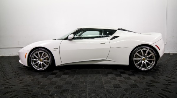 Used 2011 Lotus Evora 2+2 Used 2011 Lotus Evora 2+2 for sale Sold at Response Motors in Mountain View CA 10