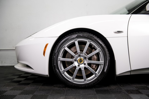 Used 2011 Lotus Evora 2+2 Used 2011 Lotus Evora 2+2 for sale Sold at Response Motors in Mountain View CA 11