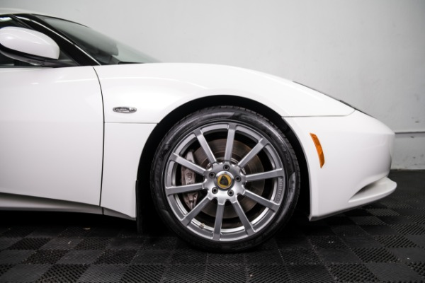 Used 2011 Lotus Evora 2+2 Used 2011 Lotus Evora 2+2 for sale Sold at Response Motors in Mountain View CA 3