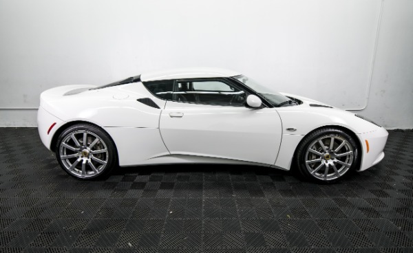 Used 2011 Lotus Evora 2+2 Used 2011 Lotus Evora 2+2 for sale Sold at Response Motors in Mountain View CA 4