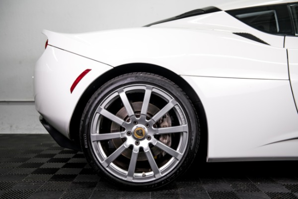 Used 2011 Lotus Evora 2+2 Used 2011 Lotus Evora 2+2 for sale Sold at Response Motors in Mountain View CA 5