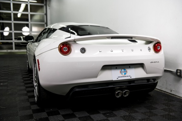 Used 2011 Lotus Evora 2+2 Used 2011 Lotus Evora 2+2 for sale Sold at Response Motors in Mountain View CA 7