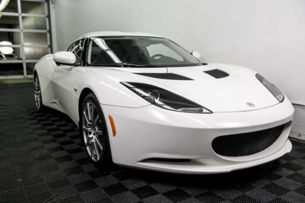 Used 2011 Lotus Evora 2+2 Used 2011 Lotus Evora 2+2 for sale Sold at Response Motors in Mountain View CA 1