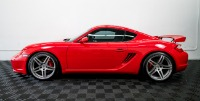 Used 2006 Porsche Cayman S Used 2006 Porsche Cayman S for sale Sold at Response Motors in Mountain View CA 10