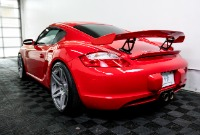 Used 2006 Porsche Cayman S Used 2006 Porsche Cayman S for sale Sold at Response Motors in Mountain View CA 8