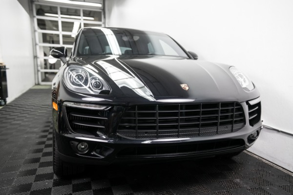 Used 2016 Porsche Macan S Used 2016 Porsche Macan S for sale Sold at Response Motors in Mountain View CA 3