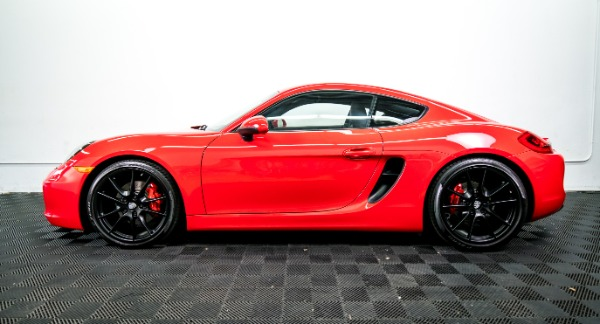 Used 2014 Porsche Cayman S Used 2014 Porsche Cayman S for sale Sold at Response Motors in Mountain View CA 10