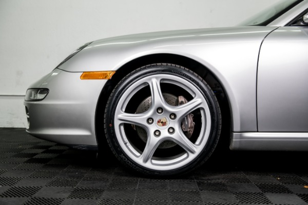 Used 2007 Porsche 911 Carrera Used 2007 Porsche 911 Carrera for sale Sold at Response Motors in Mountain View CA 10