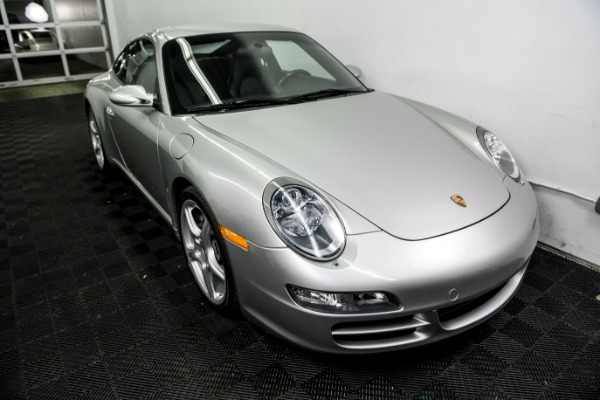 Used 2007 Porsche 911 Carrera Used 2007 Porsche 911 Carrera for sale Sold at Response Motors in Mountain View CA 2