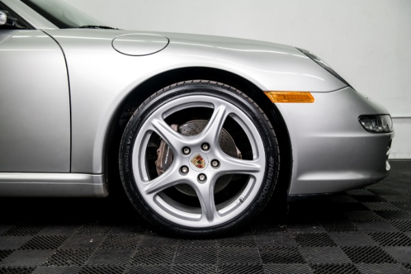 Used 2007 Porsche 911 Carrera Used 2007 Porsche 911 Carrera for sale Sold at Response Motors in Mountain View CA 3
