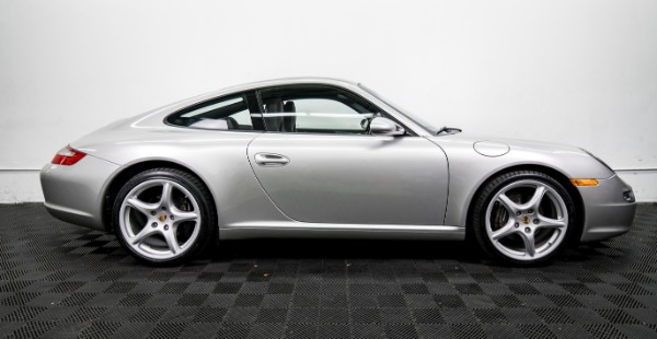 Used 2007 Porsche 911 Carrera Used 2007 Porsche 911 Carrera for sale Sold at Response Motors in Mountain View CA 4