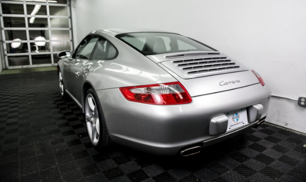 Used 2007 Porsche 911 Carrera Used 2007 Porsche 911 Carrera for sale Sold at Response Motors in Mountain View CA 6