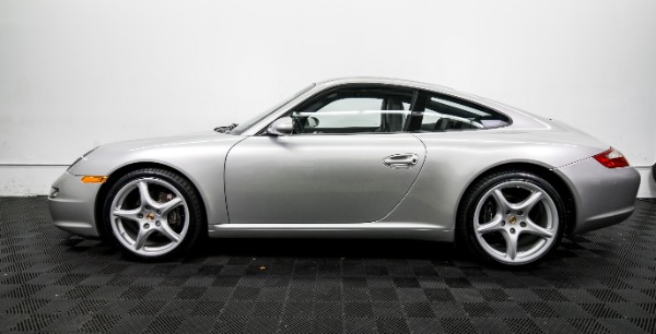 Used 2007 Porsche 911 Carrera Used 2007 Porsche 911 Carrera for sale Sold at Response Motors in Mountain View CA 9