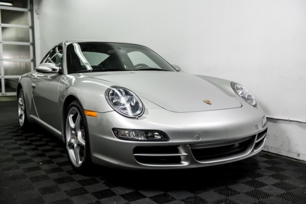 Used Used 2007 Porsche 911 Carrera for sale $33,199 at Response Motors in Mountain View CA