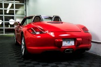 Used 2009 Porsche Boxster Used 2009 Porsche Boxster for sale Sold at Response Motors in Mountain View CA 10