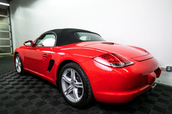 Used 2009 Porsche Boxster Used 2009 Porsche Boxster for sale Sold at Response Motors in Mountain View CA 11