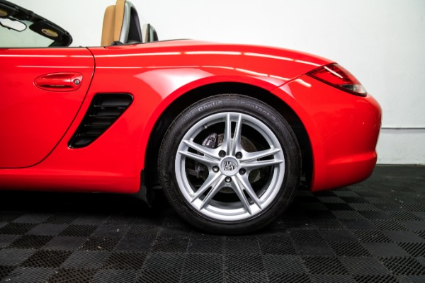Used 2009 Porsche Boxster Used 2009 Porsche Boxster for sale Sold at Response Motors in Mountain View CA 12