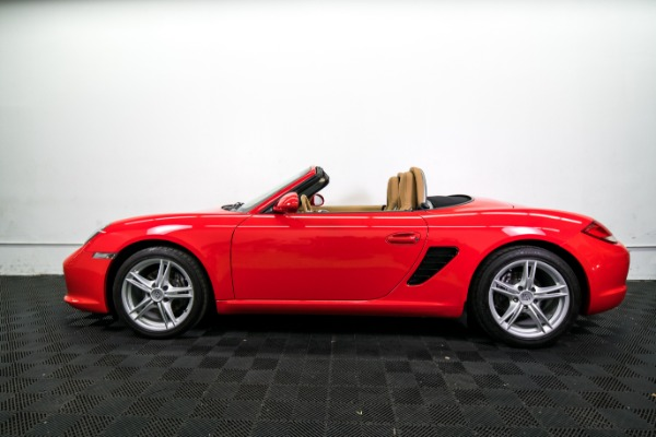 Used 2009 Porsche Boxster Used 2009 Porsche Boxster for sale Sold at Response Motors in Mountain View CA 13