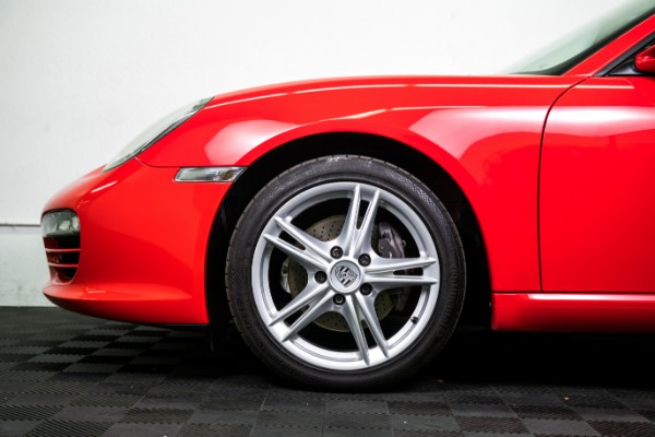 Used 2009 Porsche Boxster Used 2009 Porsche Boxster for sale Sold at Response Motors in Mountain View CA 14
