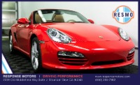 Used 2009 Porsche Boxster Used 2009 Porsche Boxster for sale Sold at Response Motors in Mountain View CA 2
