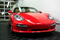 Used 2009 Porsche Boxster Used 2009 Porsche Boxster for sale Sold at Response Motors in Mountain View CA 3