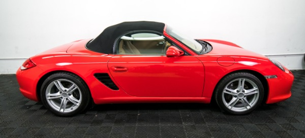 Used 2009 Porsche Boxster Used 2009 Porsche Boxster for sale Sold at Response Motors in Mountain View CA 5