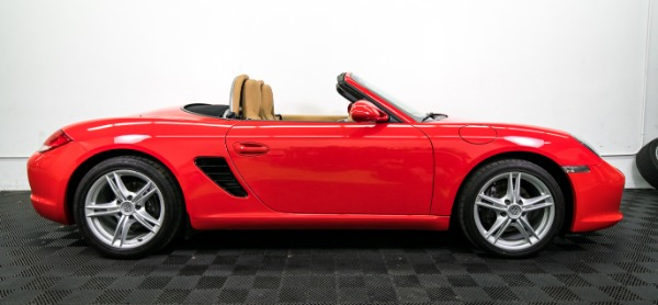 Used 2009 Porsche Boxster Used 2009 Porsche Boxster for sale Sold at Response Motors in Mountain View CA 6