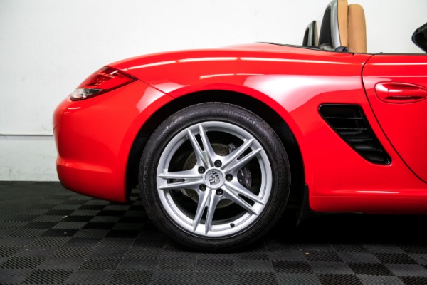 Used 2009 Porsche Boxster Used 2009 Porsche Boxster for sale Sold at Response Motors in Mountain View CA 8