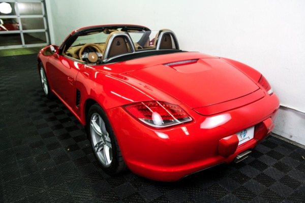 Used 2009 Porsche Boxster Used 2009 Porsche Boxster for sale Sold at Response Motors in Mountain View CA 9