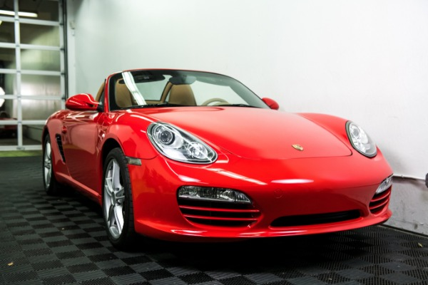 Used 2009 Porsche Boxster Used 2009 Porsche Boxster for sale Sold at Response Motors in Mountain View CA 1