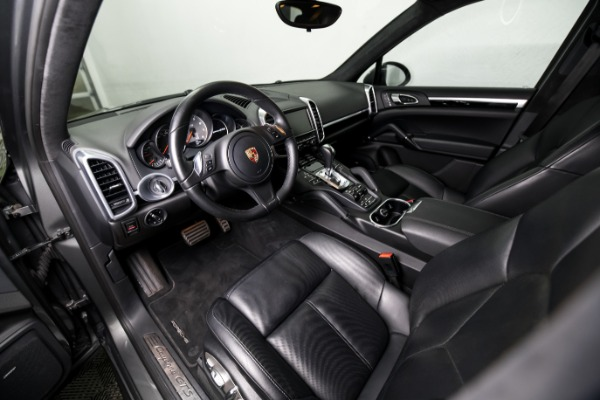 Used 2014 Porsche Cayenne GTS Used 2014 Porsche Cayenne GTS for sale Sold at Response Motors in Mountain View CA 16
