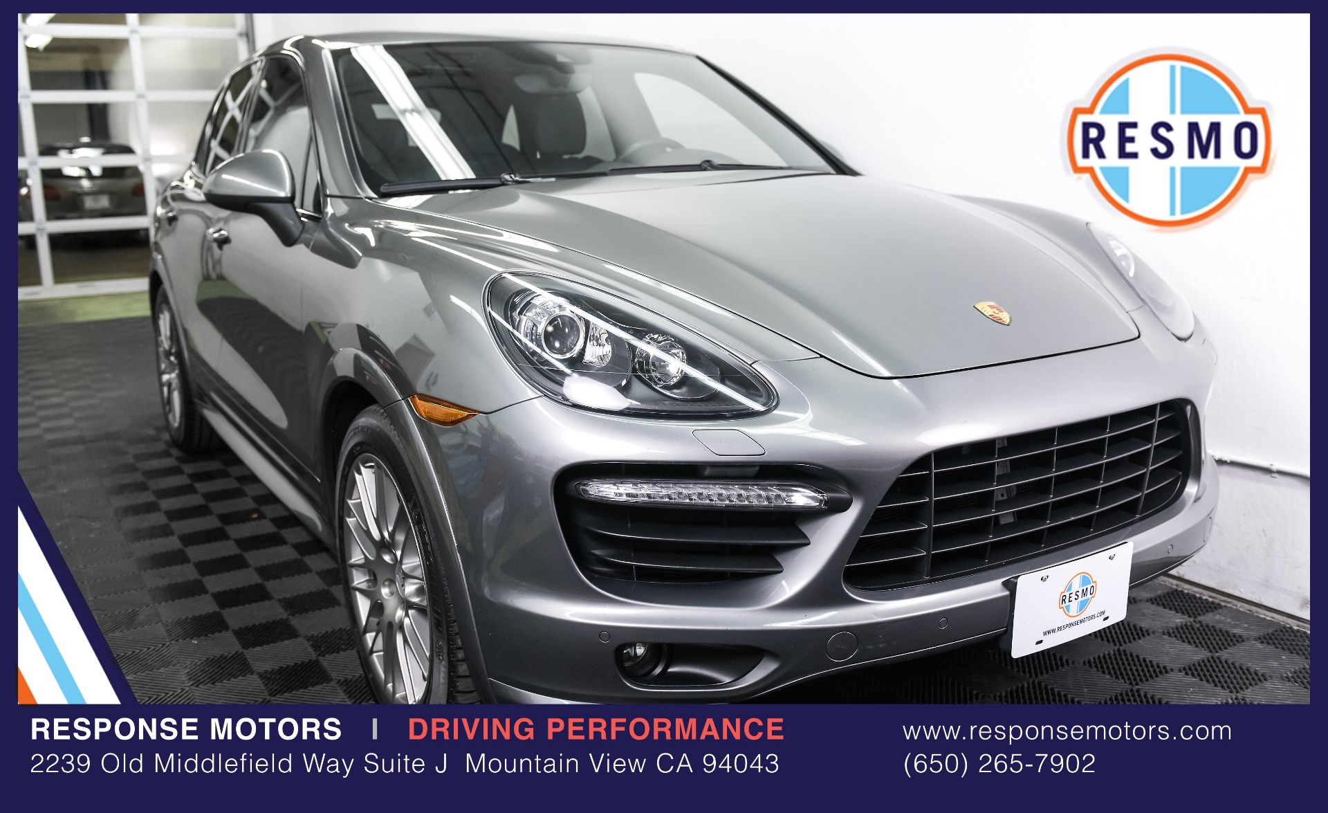 Used 2014 Porsche Cayenne GTS Used 2014 Porsche Cayenne GTS for sale $42,499 at Response Motors in Mountain View CA 2